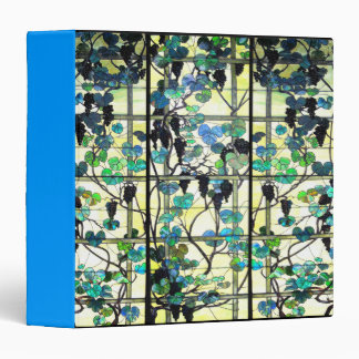 Art Nouveau Stained Glass Binder