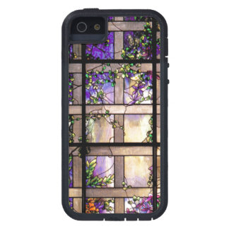 Art Nouveau Stained Glass Tiffany Nature iPhone 5 Case
