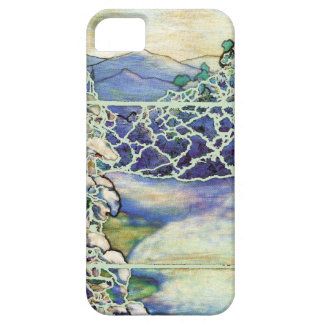 Art Nouveau Stained Glass Tiffany Nature iPhone 5 Cases