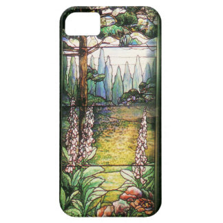 Art Nouveau Stained Glass Tiffany Nature iPhone 5 Cover