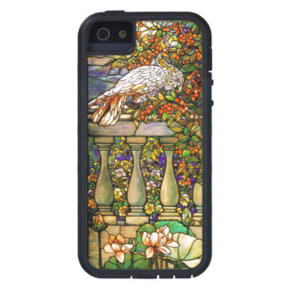 Art Nouveau Stained Glass Tiffany Nature iPhone 5 Covers