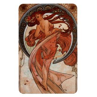 Art Nouveau The Dance Magnet