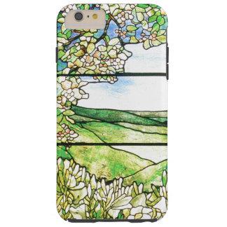 Art Nouveau Tiffany Stained Glass Nature Tough iPhone 6 Plus Case