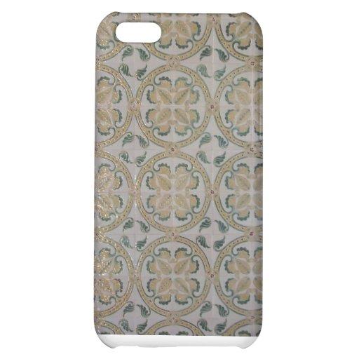 Art Nouveau tiles iPhone 5C Case