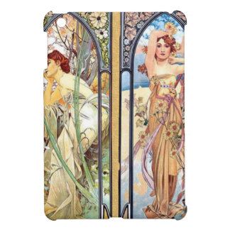 Art Nouveau Windows Case For The iPad Mini