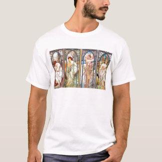 Art Nouveau Windows T-Shirt