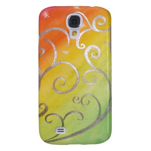 Art Nouveau with a Tropical Twist HTC Vivid / Raider 4G Case