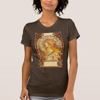Art Nouveau Zodiac T-Shirt