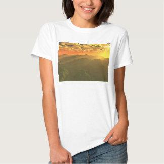Art numérique tee shirt
