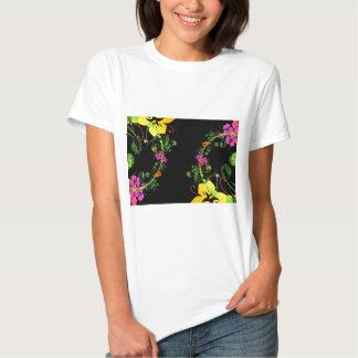 Art of Flowers Shirts