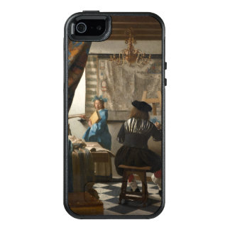 Art of Painting Vermeer OtterBox iPhone 5/5s/SE Case