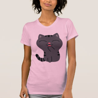 Art of Scratching Illustration T-Shirt