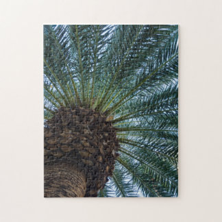 Art Of The Palm Tree Jigsaw Puzzle