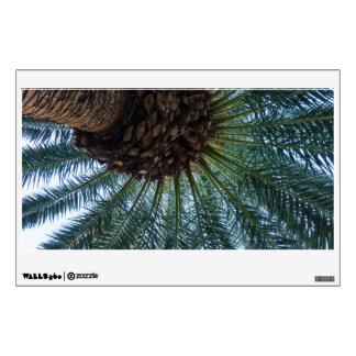 Art Of The Palm Tree Wall Sticker