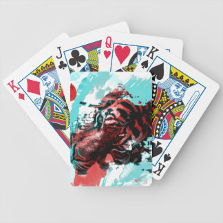 Art of Tiger Style Poker Deck