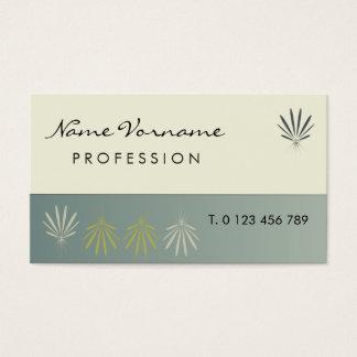 art paint business card
