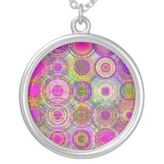 Art Pendant Necklace #54