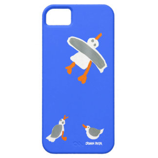 Art Phone Case: John Dyer Seagulls Case For The iPhone 5