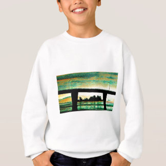 Art Photo The Bridge to St Joseph Island Sweatshirt