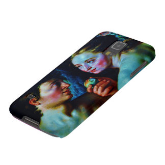 Art photograph of Adam Eve painting Cases For Galaxy S5