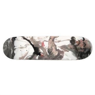 art skateboard customisable