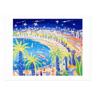 Art Postcard: French Kiss, Nice Postcard