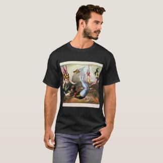 Art-Poster-Advertisement-Circus-Acrobats-1 T-Shirt