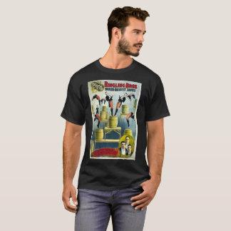 Art-Poster-Advertisement-Circus-Acrobats T-Shirt
