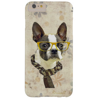 Art Print Boston terrier Vintage iPhone 5/5S Cover