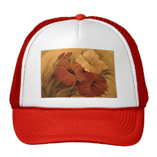 art products trucker hat
