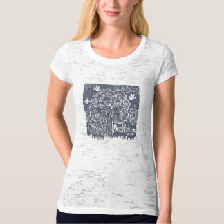 Art Products with RoseNstine Tree T-Shirt