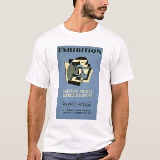 Art Project New York 1940 WPA T-Shirt