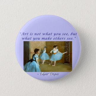 Art Quote Button