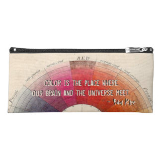 Art Quote Pencil Case: Paul Klee on the Brain Pencil Case