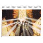 Art religieux chrétien 2011 calendriers