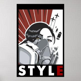 art revolution poster