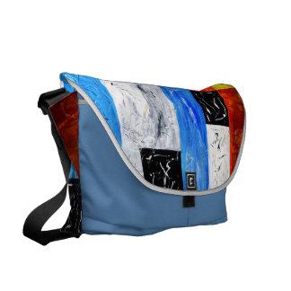 Art Rickshaw Large Zero Messenger Bag