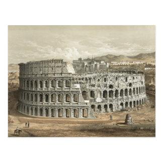 Art romain de cru de Colisé Cartes Postales