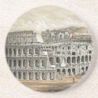 Art romain de cru de Colisé Dessous De Verre