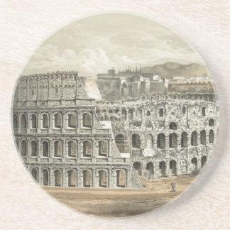 Art romain de cru de Colisé Dessous De Verres