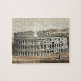 Art romain de cru de Colisé Puzzles