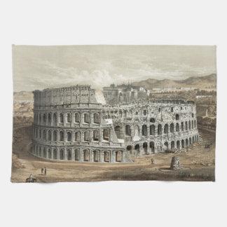 Art romain de cru de Colisé Serviettes Éponge