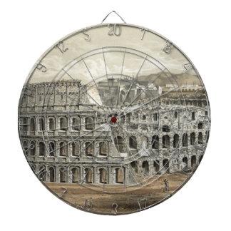 Art romain de cru de Colisé Jeu De Fléchettes