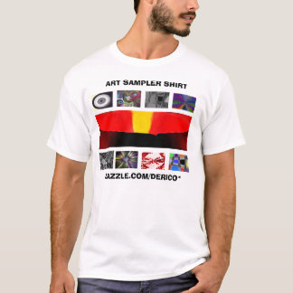 Art Sampler Shirt