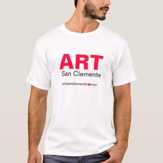 ART, San Clemente, artsanclemente.com T-Shirt