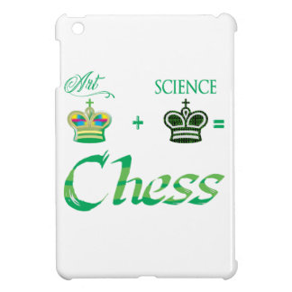 art+science=Chess Case For The iPad Mini