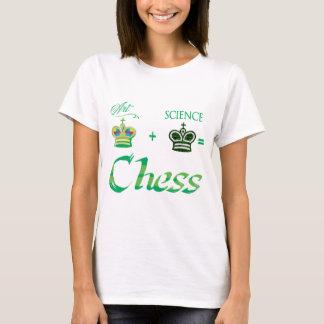art+science=Chess T-Shirt