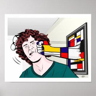 """""""Art Smarts"""" 11 x 14 poster"""