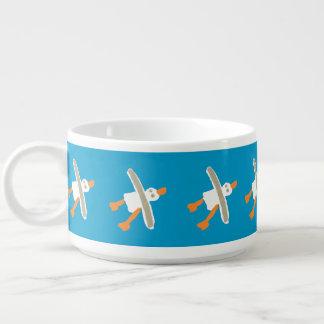 Art Soup Mug/Bowl: John Dyer Seagulls Chili Bowl