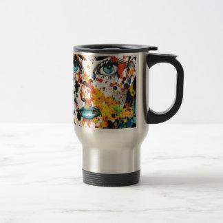 Art Student Travel Mug